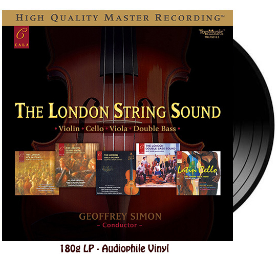 The London String Sound