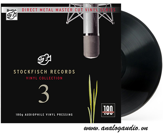 Stockfisch Records vinyl collection 3