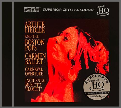 Carmen Ballet - Arthur Fiedler