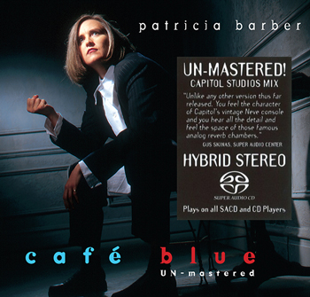 Patricia Barber - Café Blue Un-mastered