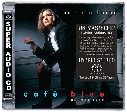 Patricia Barber - Café Blue Un-mastered