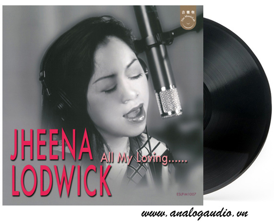 Jheena Lodwick - all my loving
