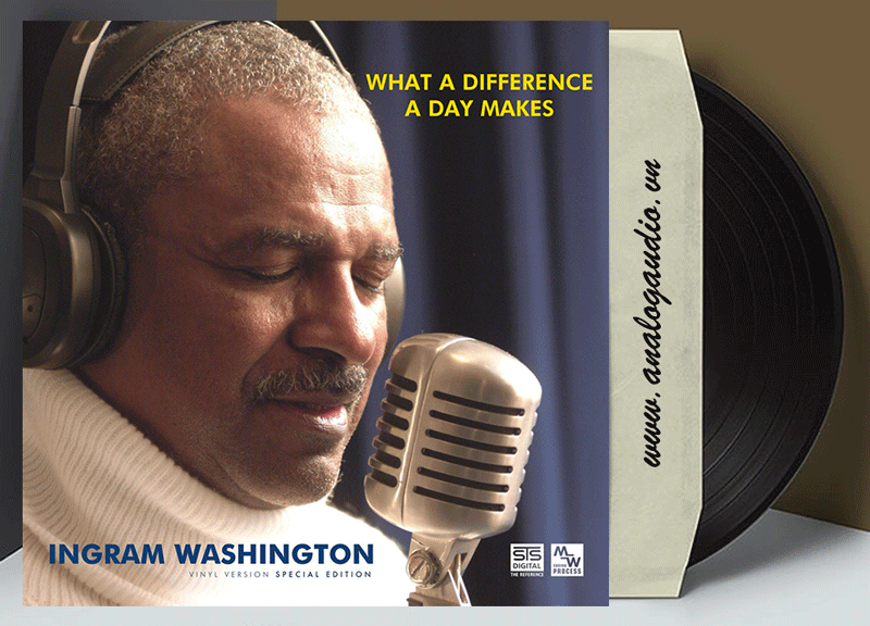 Ingram Washington what a difference a day make
