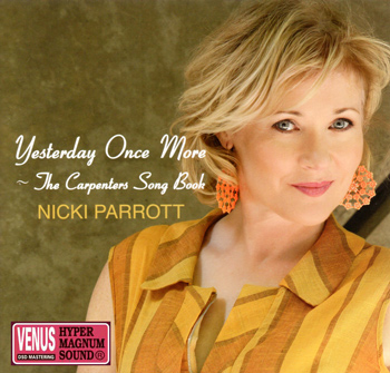 Nicki Parrott - yesterday once more