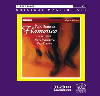 Pepe Romero - Flamenco