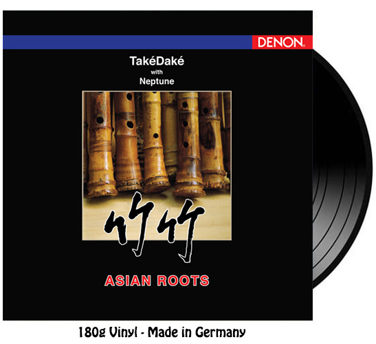 Take Dake - Asian Roots