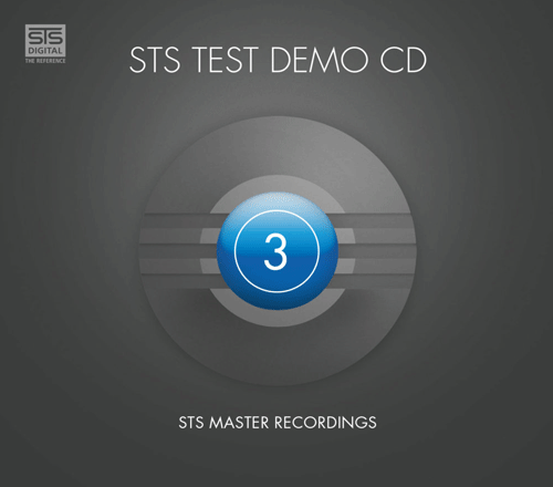 STS TEST DEMO CD 3