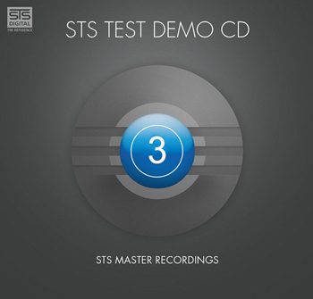STS TEST DEMO CD Vol.3