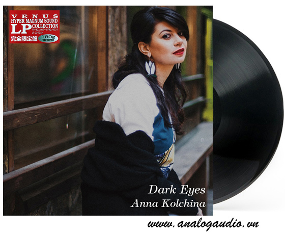 Anna Kolchina - Dark Eyes