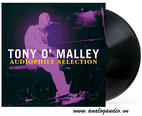 Tony O Malley - audiophile selection