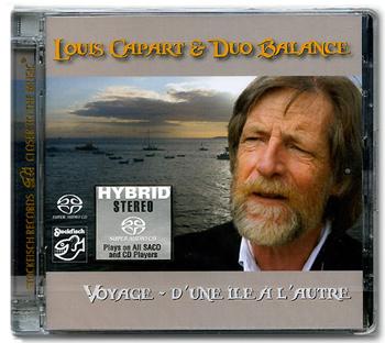 Louis Capart & Duo Balance - Voyage