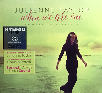 Julienne Taylor - when we are one