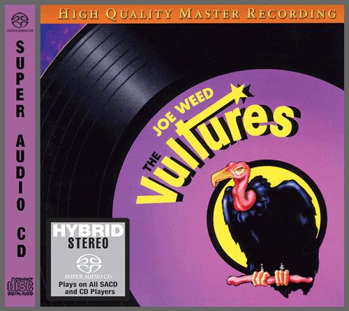 Joe Weed - the vultures