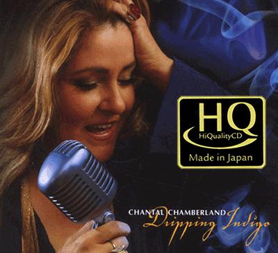 Chantal Chamberland – Dripping Indigo