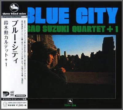 Isao Suzuki - Blue City