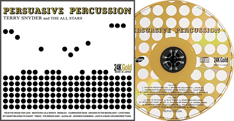 Persuasive Percussion vol.1&2