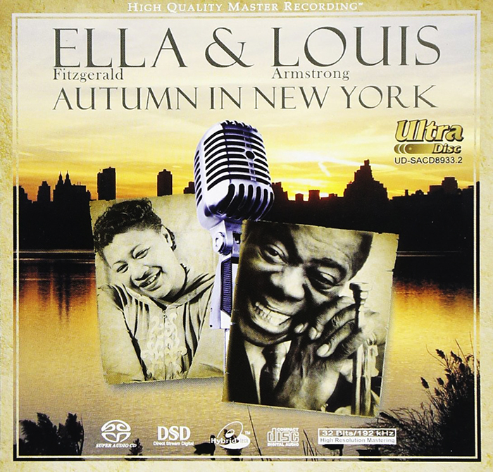 Ella & Louis - autumn in new york