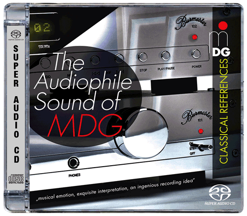 The Audiophile Sound of MDG