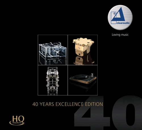 Clearaudio - 40 Years Excellence Edition