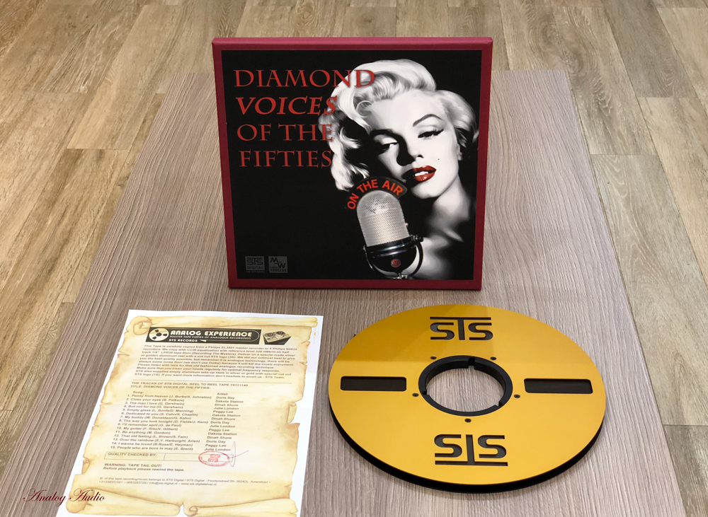 Diamond Voices Of The Fifties