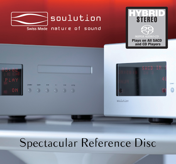 Soulution - Spectacular Reference Disc