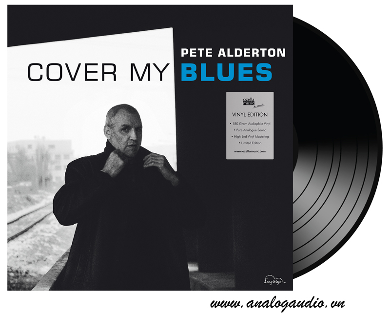 PETE ALDERTON - Cover My Blues