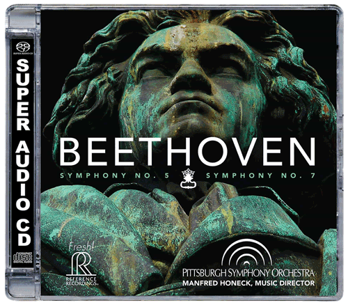 Beethoven Symphony no. 5 & 7