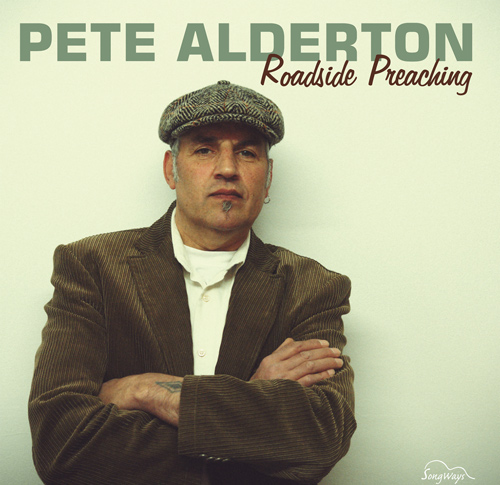 PETE ALDERTON - roadside preaching