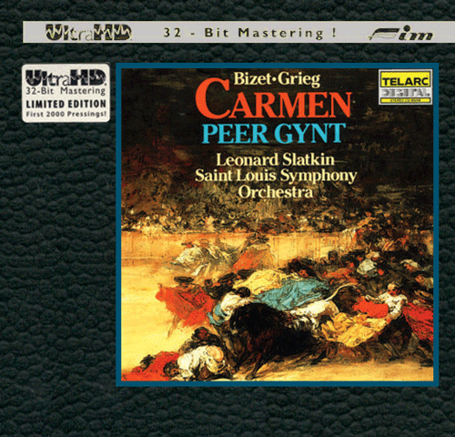 Carmen Suite & Peer Gynt