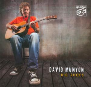 David Munyon - Big Shoes
