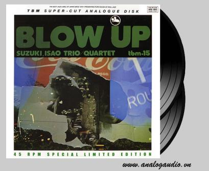 Isao Suzuki - blow up